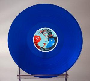 MISTYS LP BLUE VINYL